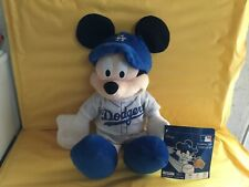 New listing La Dodgers 2016 Mickey Mouse plush toy doll