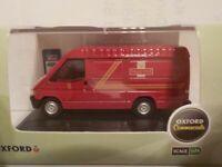 Model Van, Ford Transit Mk3 - Royal Mail, 1/76 New