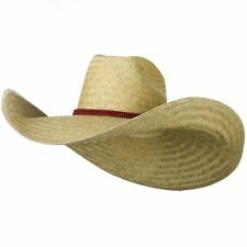 Over Giant Jumbo Western Sheriff Cowboy Straw Hat Costume Accessory Adult