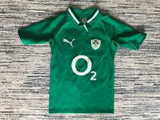 Ireland Rugby Union Irish IRFU 2011 2012 Shirt Adults Large Jersey Puma