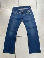 VINTAGE REPLAY BLUE  Boyfriend Style Jeans Women's