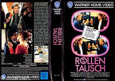"""VHS - """" ROLLENTAUSCH """" (1987) - Renée Soutendijk - Monique van de Ven"""