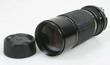 100-200MM F4.5 FOR NIKON AIS W/ REAR CAP