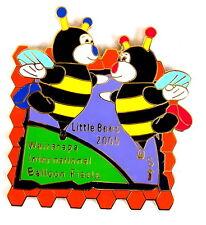"BALLON ""SPECIAL SHAPE"" Pin / Pins - LITTLE BEES ""WAIRARAPA IBF 2005"" [3799]"