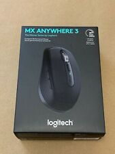 New Logitech Mx Anywhere 3 Compact Performance Mouse Color: Graphite 910-005987