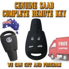 SAAB - 9-3 Sport / 9-5 Sport Genuine Remote Twist Key- Genuine -1 # 12783781 NEW