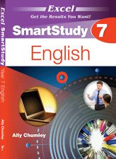 EXCEL SMART STUDY - ENGLISH YEAR 7 by Ally Chumley 9781741256024 Free shipping