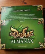 Almanax Dofus - Ankama Bayard Jeunesse - Collector jeu - Mondial relay