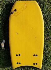 MOREY MACH 7-7 BODYBOARD VINTAGE BOOGIEBOARD SURFBOARD SURFER BEACH mike stewart