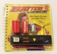 Popular Science Children's Battery Science Set