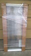 BRAND NEW: Nice White VINYL Heavy-Duty Glass Home PICTURE WINDOW  20