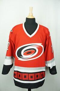 Carolina Hurricanes Eric Staal Koho NHL Hockey Mens Adult Jersey Sz M