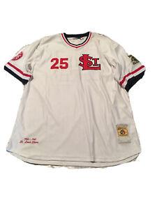St. Louis Stars Headgear Classics Negro League #25 Jersey Size 3XL NWOT 🔥