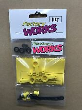 Factory Works/Vintage A&L Ball Bearing Steering Kit For RC10T Truck