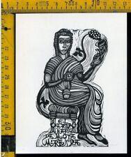 Ex Libris Originale Alexandro Radulescu c 088