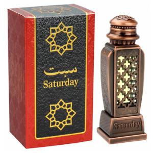 Al Haramain Perfumes Saturday Concentrated Perfume Oil
