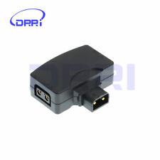 5V D-Tap P-Tap to USB Converter for Anton/Sony V-mount Camera Battery