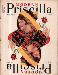 1928 Modern Priscilla May - How to conduct a successful tea room;Laundry at home