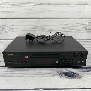Pioneer PD-R509 CD Compact Disc Digital Recorder Legato Link Conversion Black