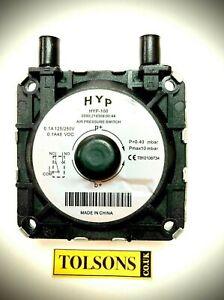 Potterton Netaheat Profile 30E - 80E Boiler Air Pressure Switch Kit 64220802 NEW
