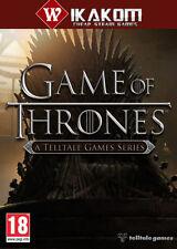 GAME OF THRONES-UNA SPIA Games Gioco DIGITALE A VAPORE SERIE ** CONSEGNA VELOCE! * *