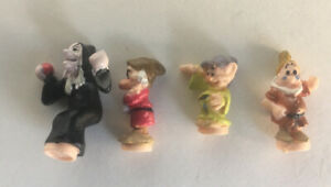 Vintage 1995 Polly Pocket Replacement Doll Dwarf Doc Witch Grumpy Dopey