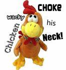 CHOKE YOUR CHICKEN - Wacky Cluckin Music Dancing Rooster - HOT CHRISTMAS TOY