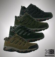 Mens Karrimor Walking Weathertite Mount Low Shoes Lace Up Boots Sizes UK 7-12