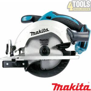 Makita DSS611Z 18V LXT Li-ion Cordless Circular Saw 165mm Body Only Ex BSS611Z