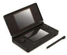 Nintendo DS - consola Lite #negro + fuente de alimentación usado