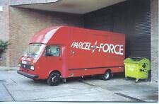 Parcel Force VW Van York 1994 David Shaw postcard