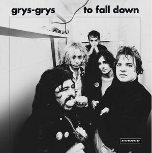 LES GRYS GRYS TO FALL DOWN NORTON RECORDS VINYLE NEUF NEW VINYL LP