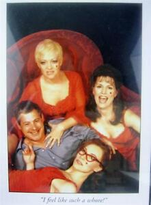 Cameron Mackintosh Witches of Eastwick Inscribed Photo Lucie Arnaz COA Lucille