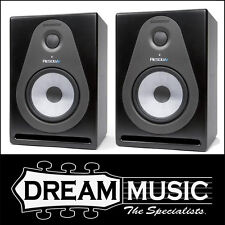 "Samson Resolv SE6 Active Studio Monitor pair 6"" Home Studio Speakers RRP$658"