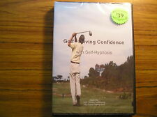 Golf - Driving Confidence - Self Hypnosis CD SRP $39
