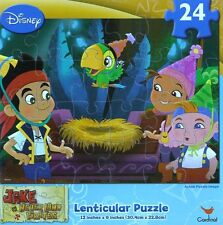 NEW ~ DISNEY JUNIOR ~ JAKE AND THE NEVER LAND PIRATES ~ 24 PIECE PUZZLE