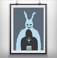 Donnie Darko Minimalist Minimal Film Movie Poster Print