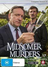 Midsomer Murders: Complete Season 17 NEW R4 DVD