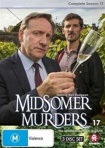 Midsomer Murders : Season 17 (DVD, 3-Disc Set) AS NEW 💥💥