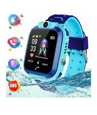 Niños Reloj Inteligente Teléfono, IP67 Impermeable libras Tracker Smartwatch para niños. nuevo