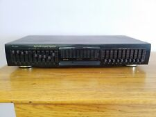 Vintage Trac graphic  Equalizer Untested Turns On EQA-190