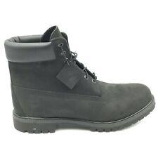 "Timberlands Men's Classic 6"" Premium Waterproof Boot in Black Size 13W US NIB"