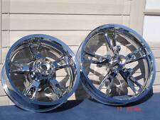 Harley Chrome Street Glide Special Enforcer Wheels 2014-2017 Rims Exchange Only