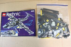 LEGO 8425 TECHNIC BLACK HAWK SKY STORMER AEROPLANE SET