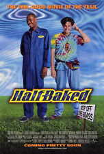 HALF BAKED Movie POSTER 27x40 B Tracy Morgan Harland Williams Dave Chappelle Jim