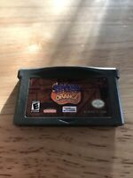 Spyro Orange: The Cortex Conspiracy (Nintendo GBA , 2004) Working Game Only