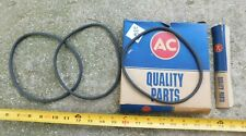 3 NOS AC/GM AIR CLEANER (W/OIL BATH) GASKETS 1961-66 CHEVY CORVAIR FC CHEVROLET