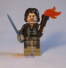 Lego Aragorn from Set 9472 Attack on Weathertop Lord of the Rings NEW lor017