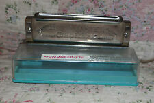 Ancien Harmonica - Band master de luxe Chromatic - Allemagne