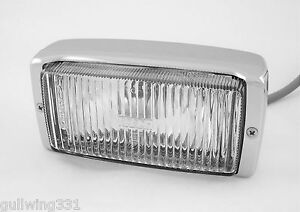 Fog Light for Porsche 911/Carrera/930 (74-83) ALL Chrome